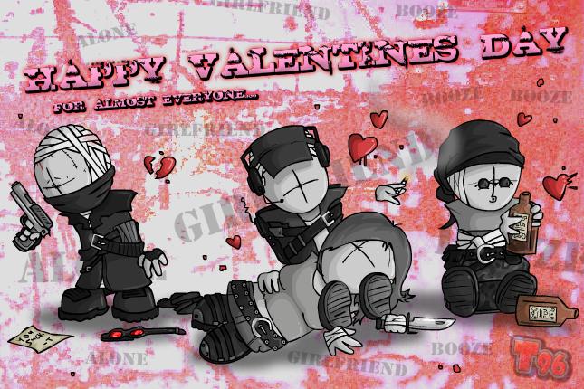 Madness Valentines