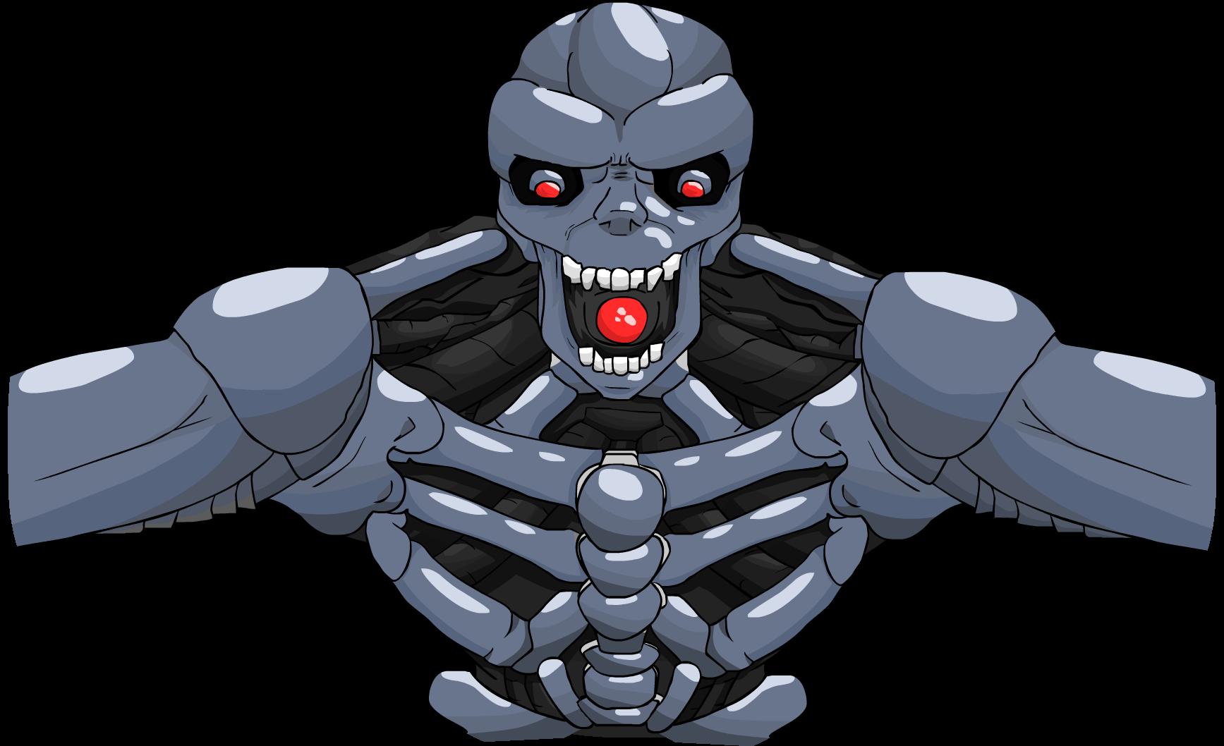 Robocorpse