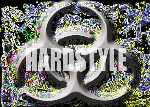 Hard style digital