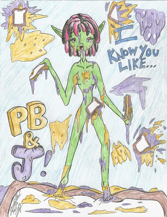 I Know You Like PB&J