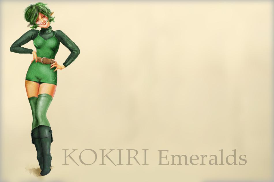 Kokiri Emeralds