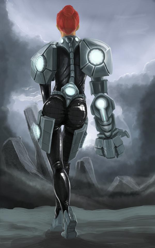 Power Suit