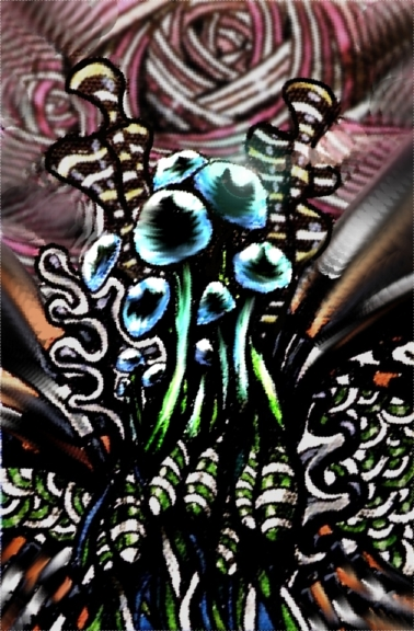 Trippy Shrooms Remastered