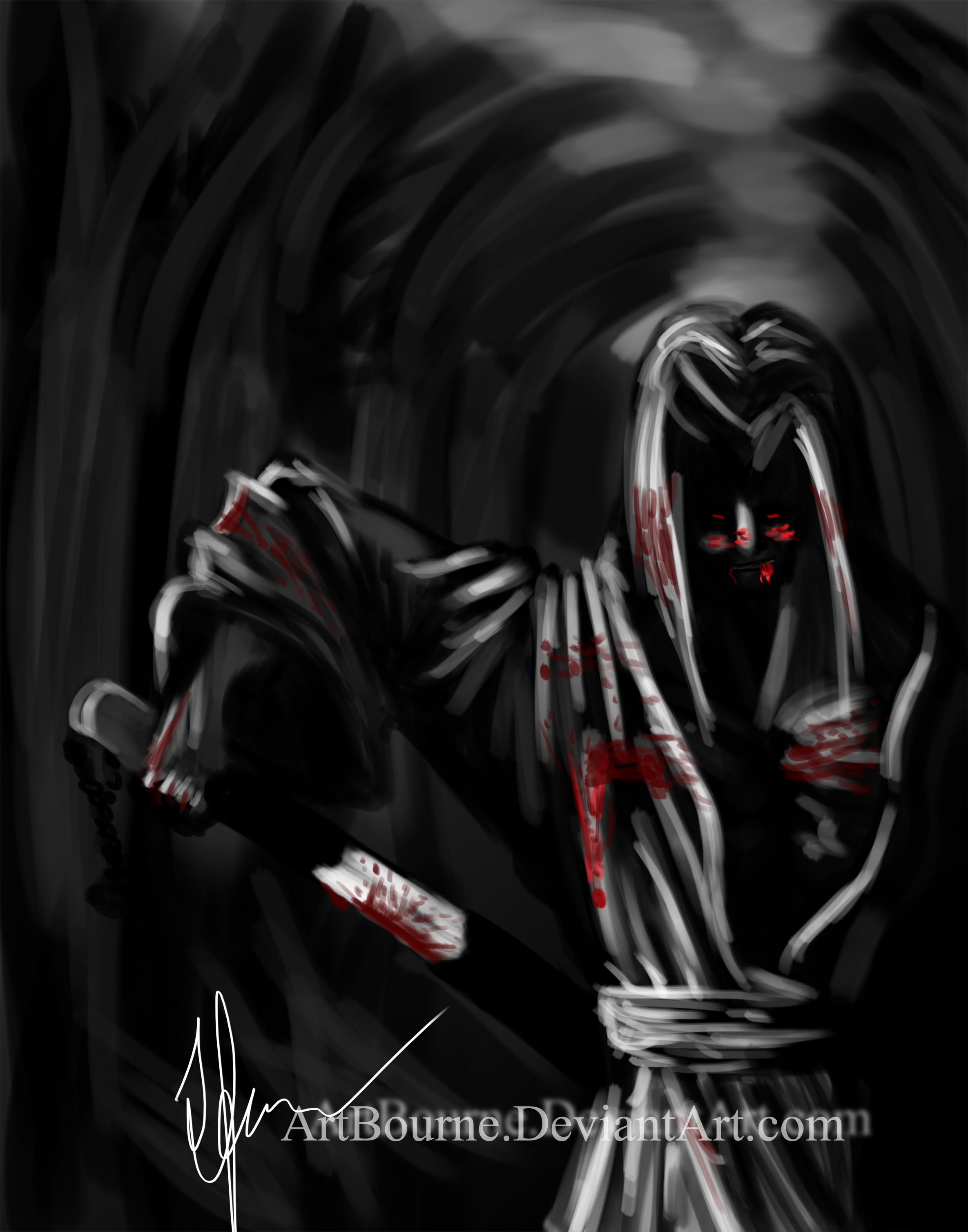 Idris-Hell's Swordsman
