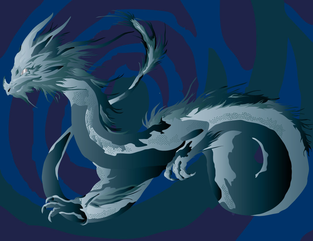 Some sort of Dragon?