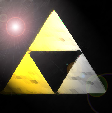 Triforce in Glory