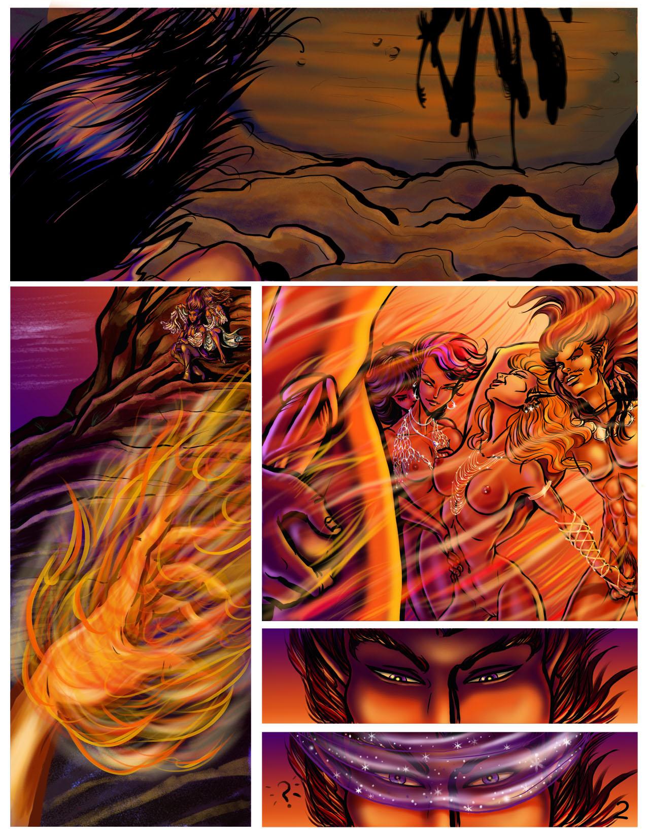 Dante's Fire- Page 2