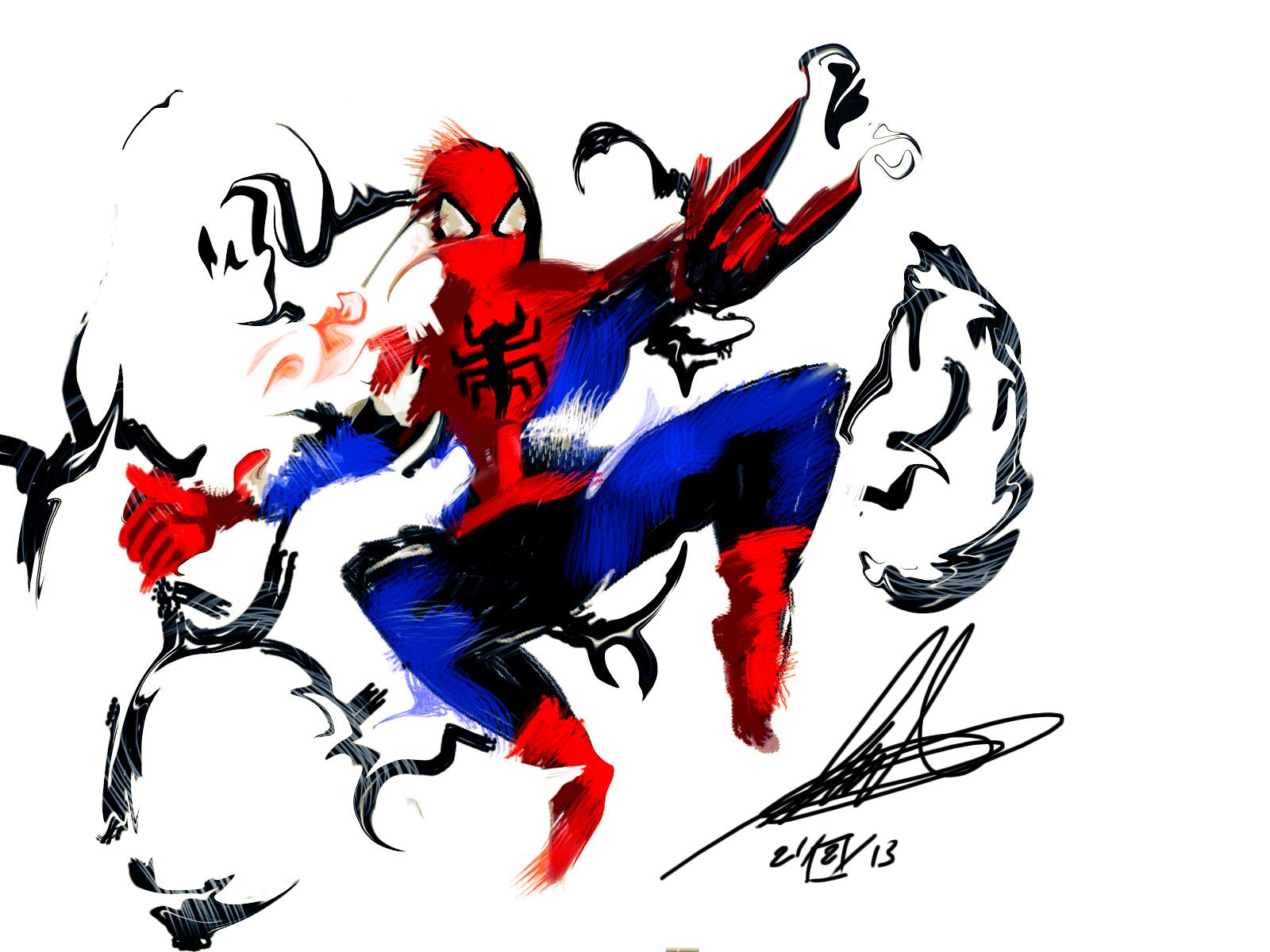 Your neighbourhood spiderman