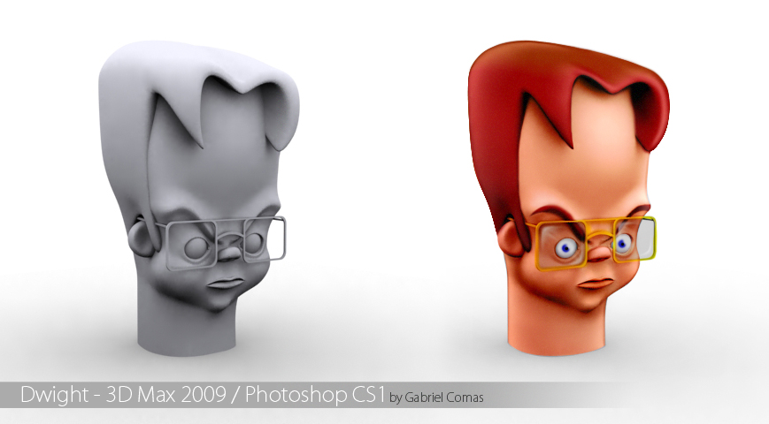 Dwight 3D