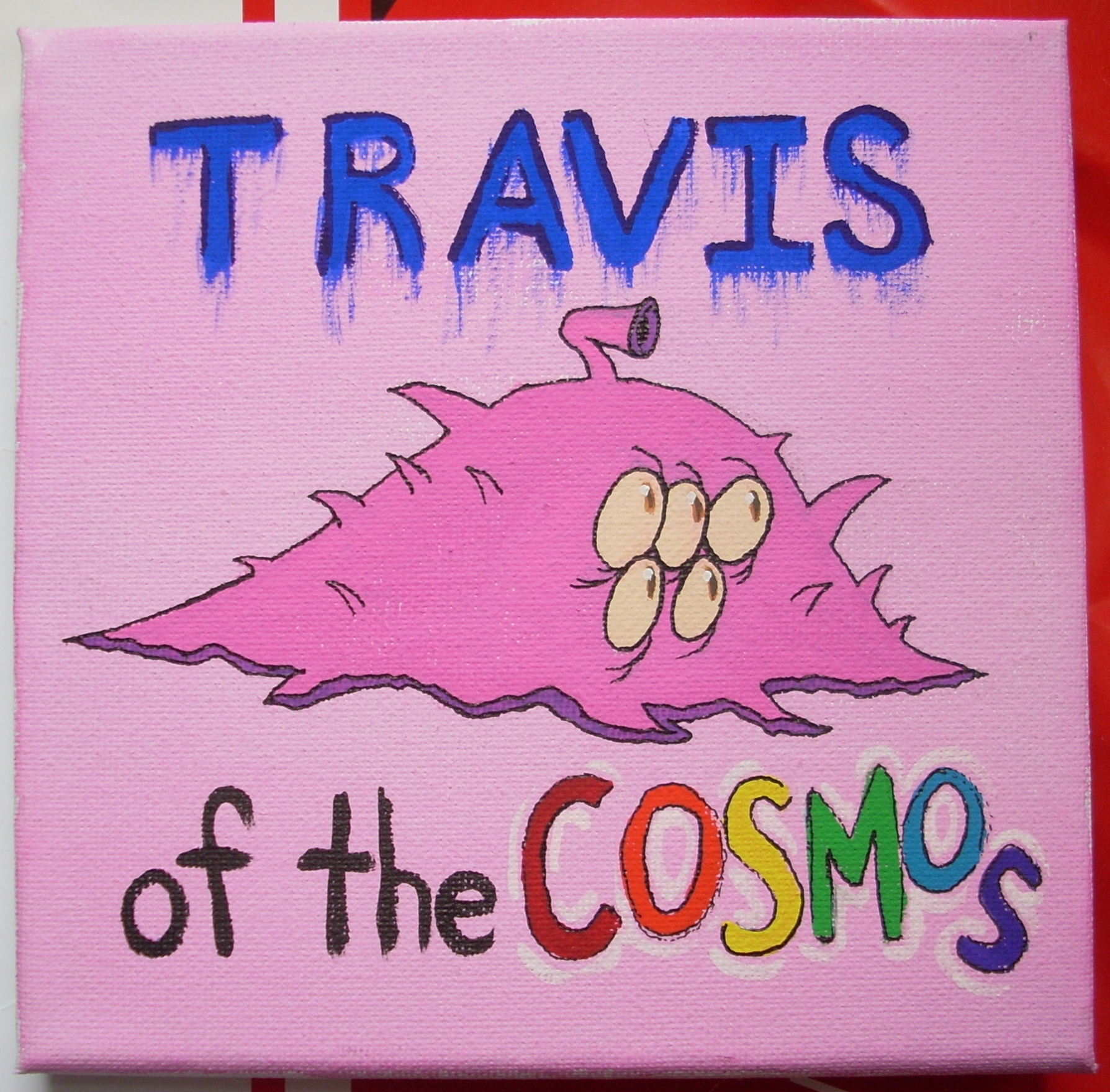 Travis of the Cosmos