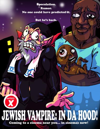 Jewish Vampire 2: In Da Hood