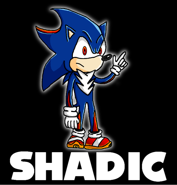 Shadic the Hedehog