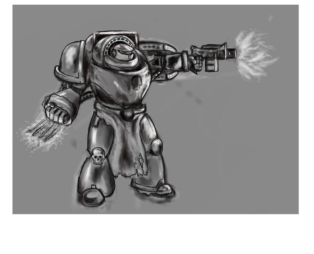 Terminator WIP by JackalBeast on Newgrounds