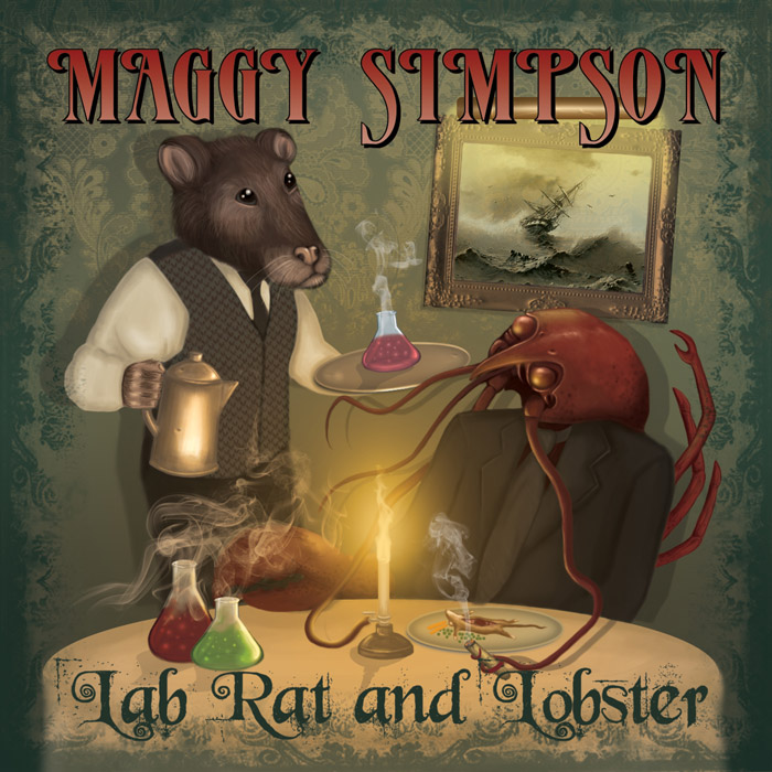 Lab Rat and Lobster