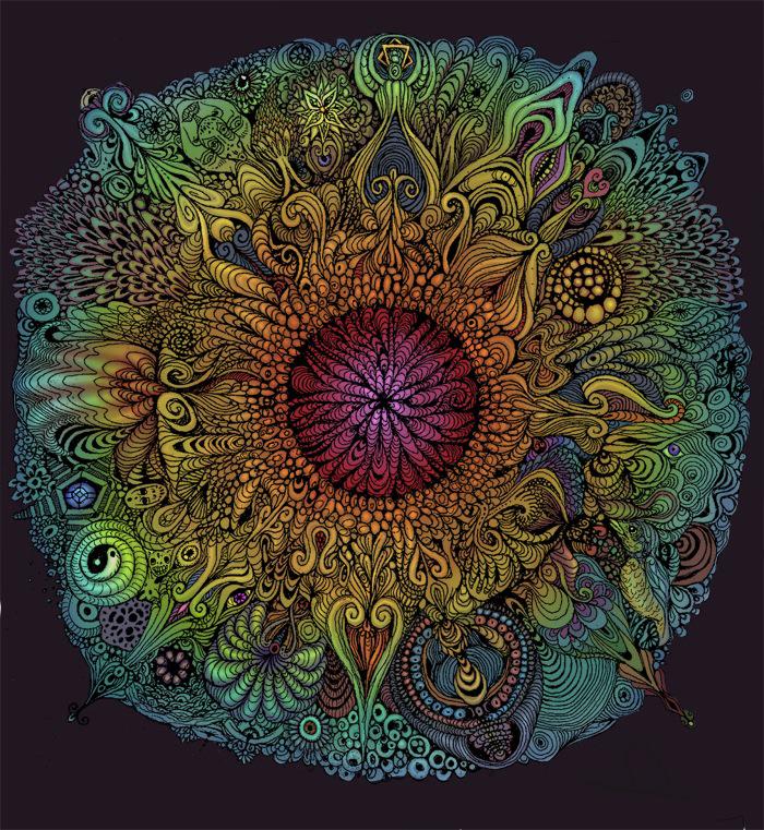 Mandala Of Nieve