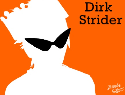Dirk Strider iPod Commercial