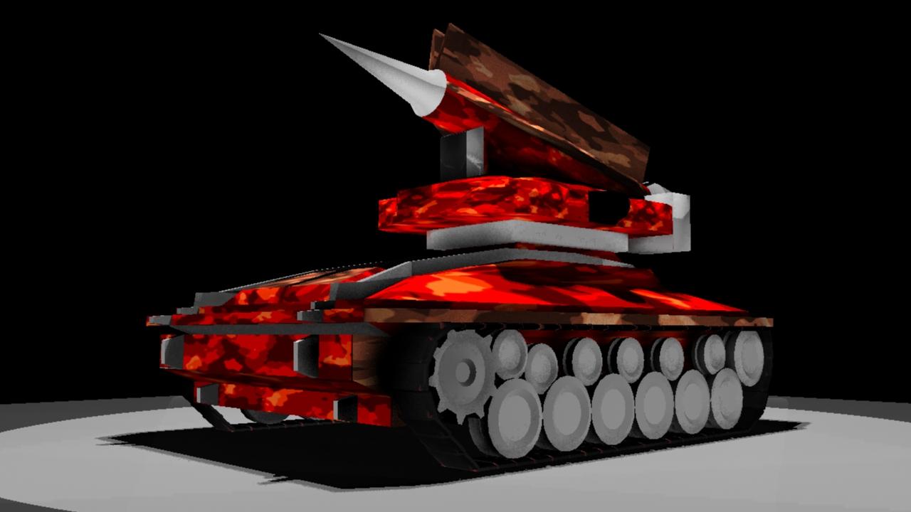 Nuke tank