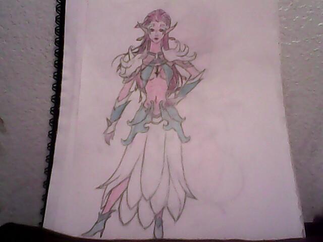 Guild Wars 2 sylvari female