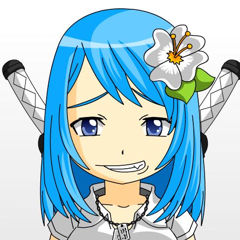 my anime GIRL
