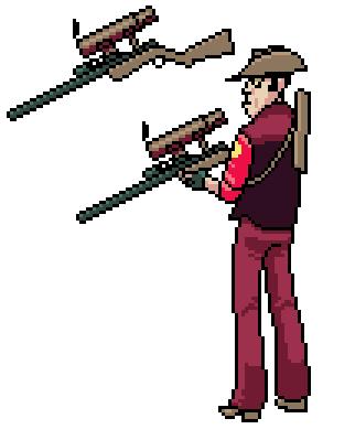 TF2 Sprites: Sniper