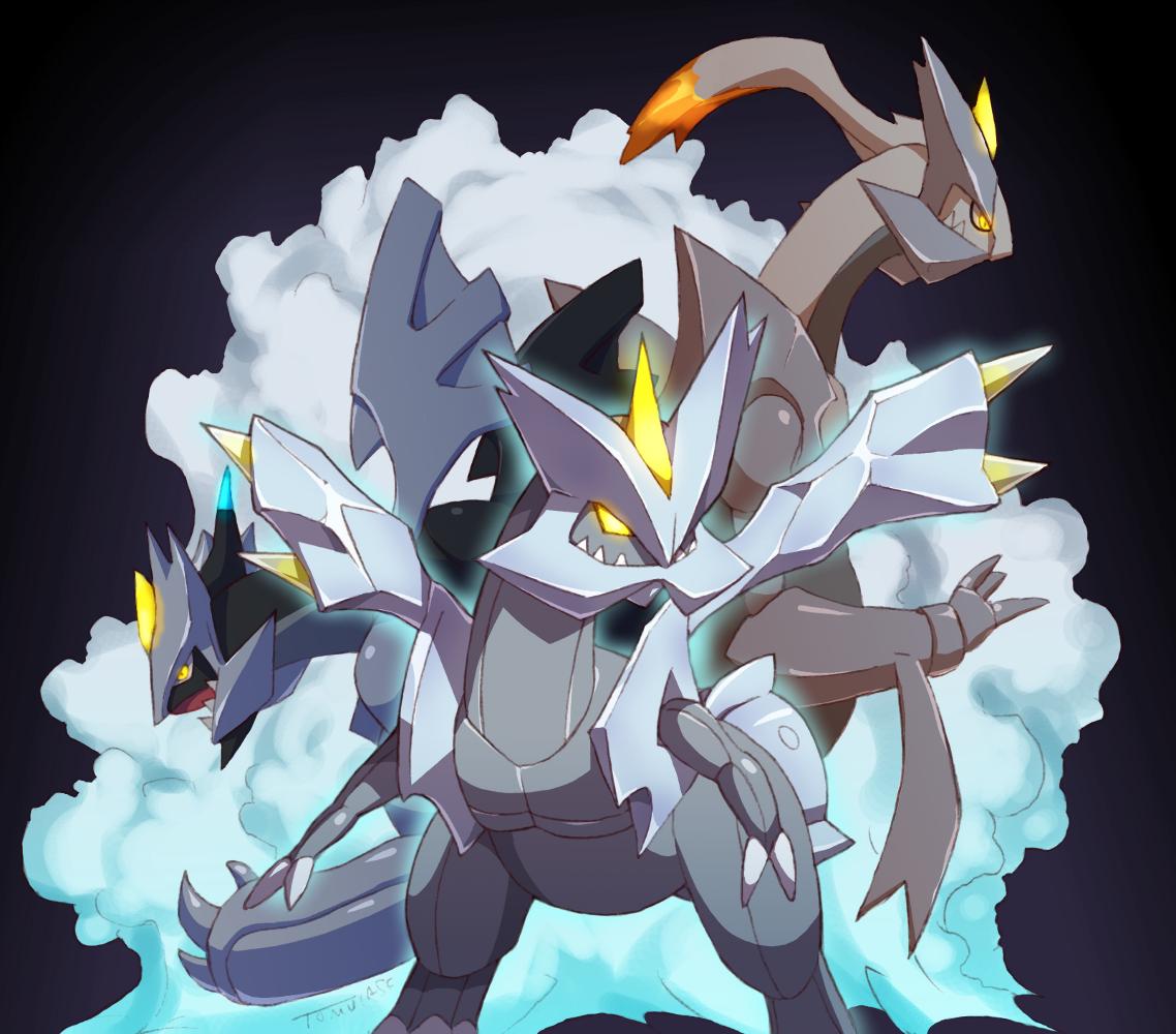 The Three Heads Dragon