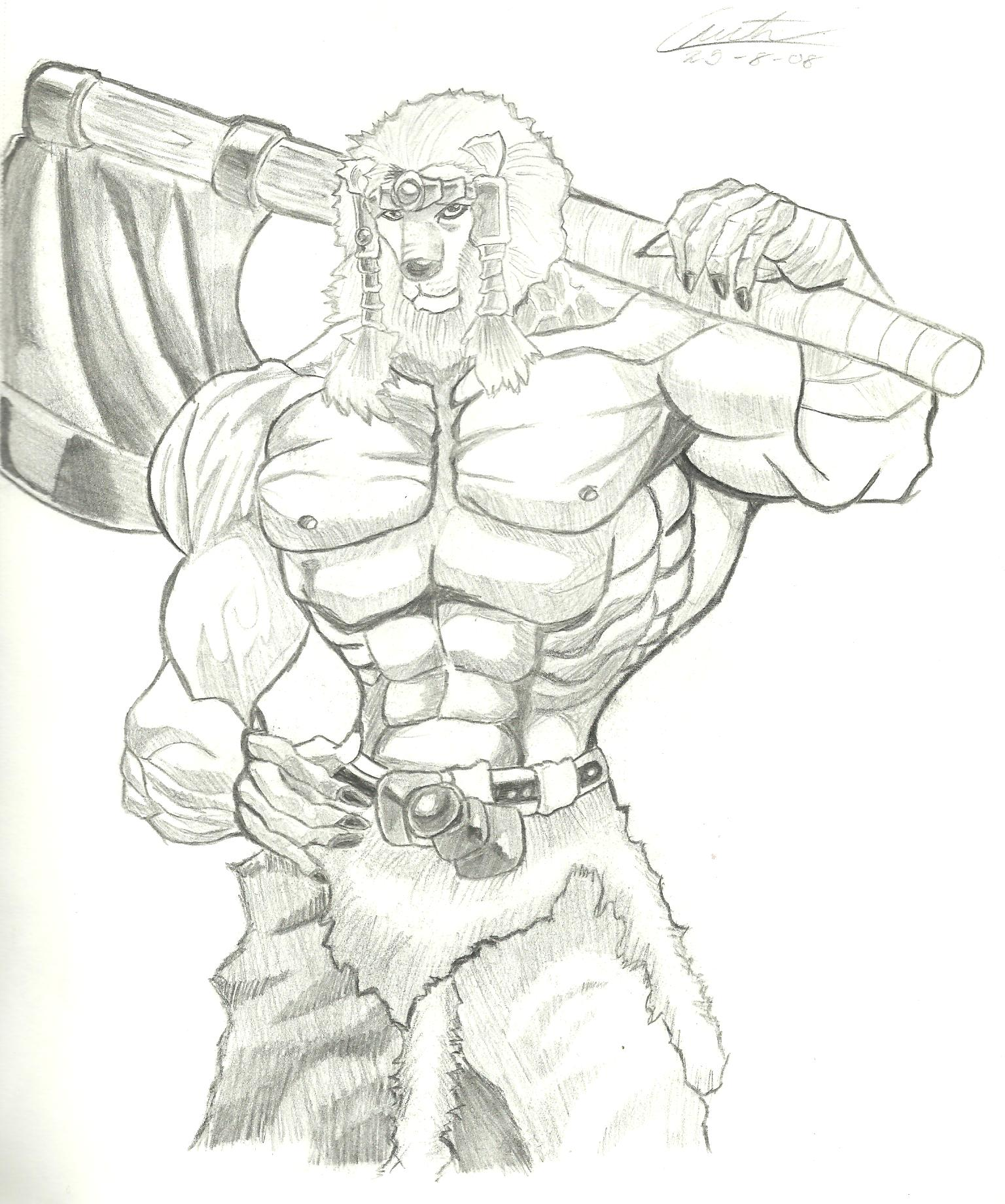 lionmen 2