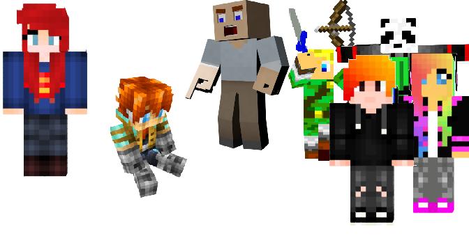 minecraft family