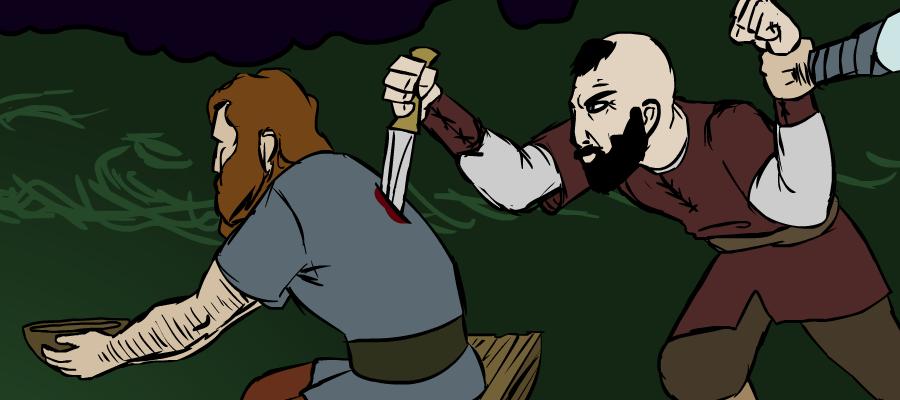 Warband Comic Project