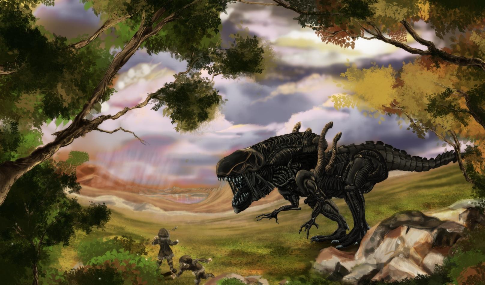 Xenosaurus-Rex