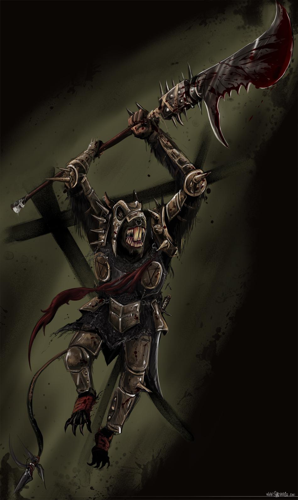 Skaven Leader