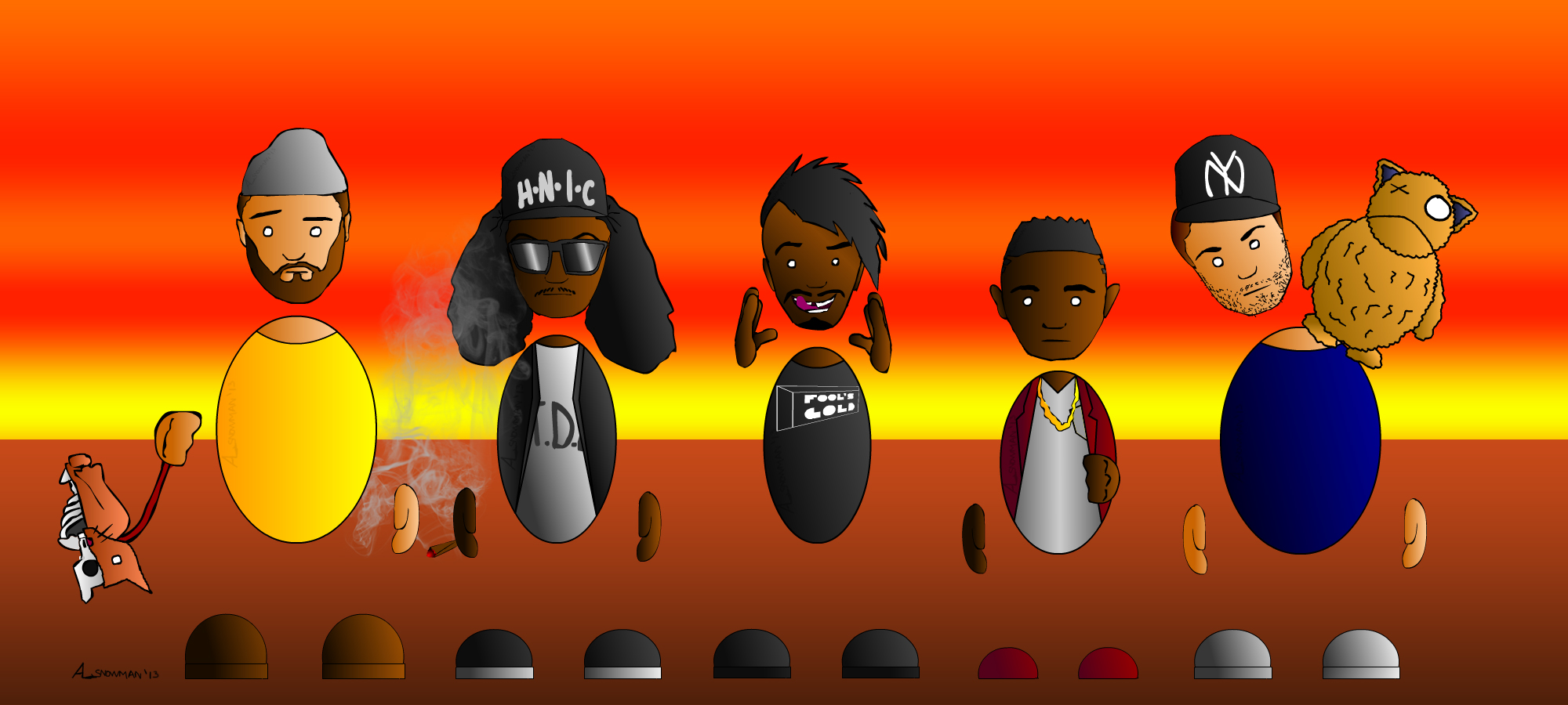 Madness Hip-Hopology