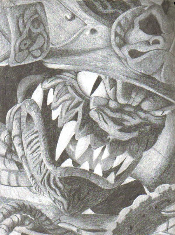 Samurai Demon