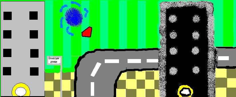 Green lane avenue