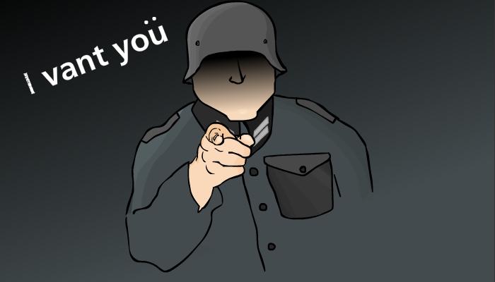 I vant you