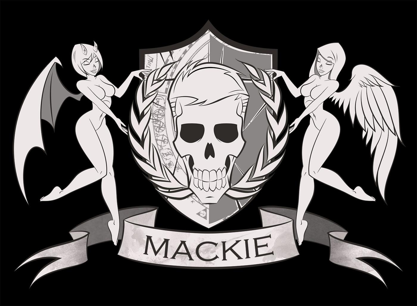 Mackie Crest