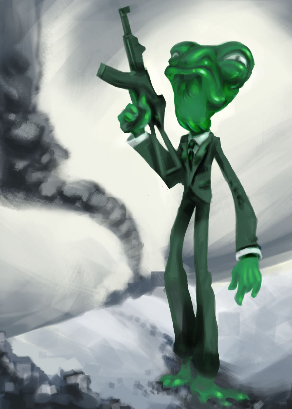 Frog Bond