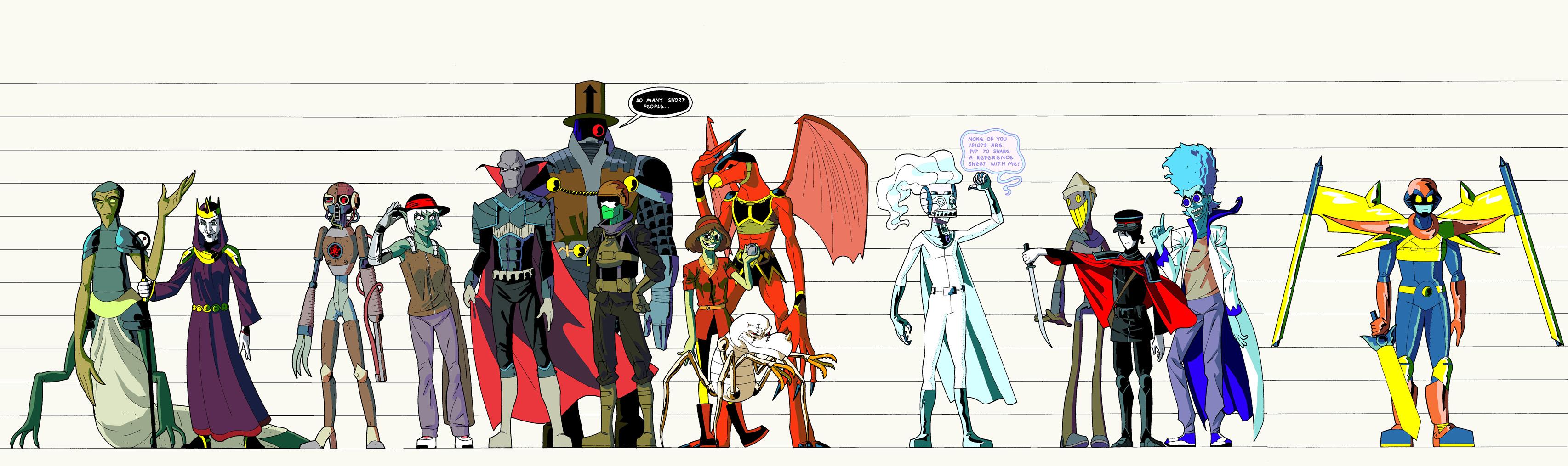 Zeylon Defenders Height Chart