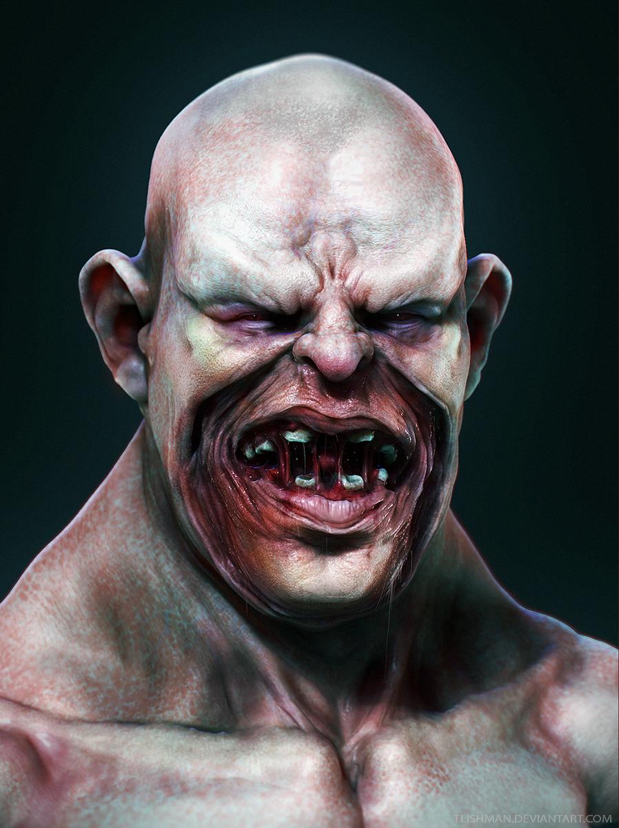 Goreface
