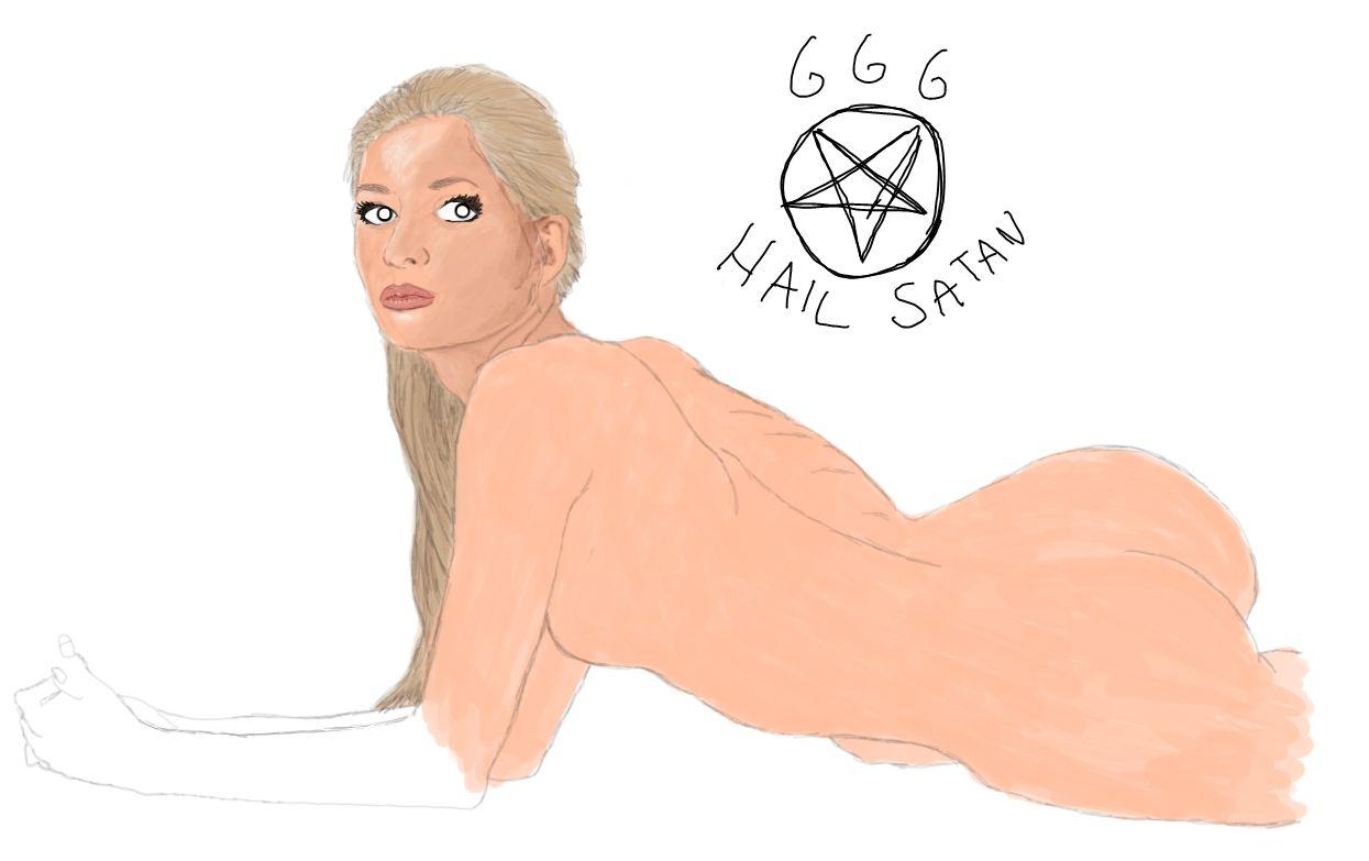 SATAN GIRL XXX