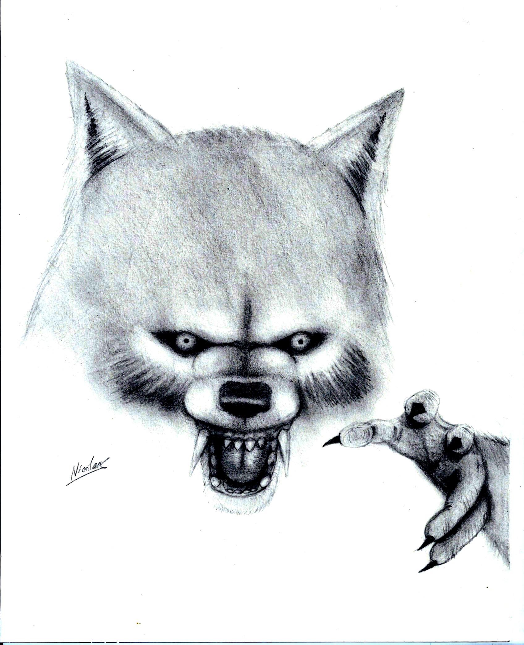 Beware the Werewolf