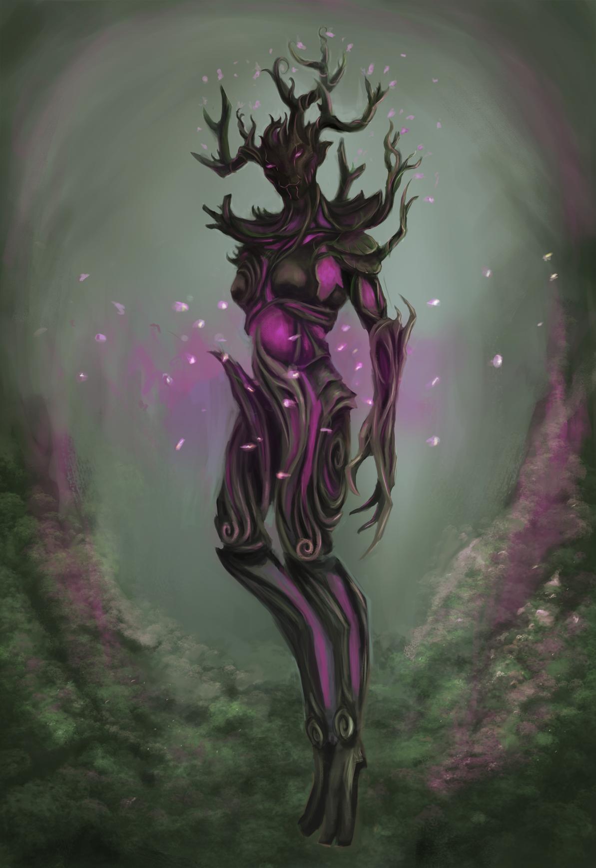 Spriggan Earth Mother
