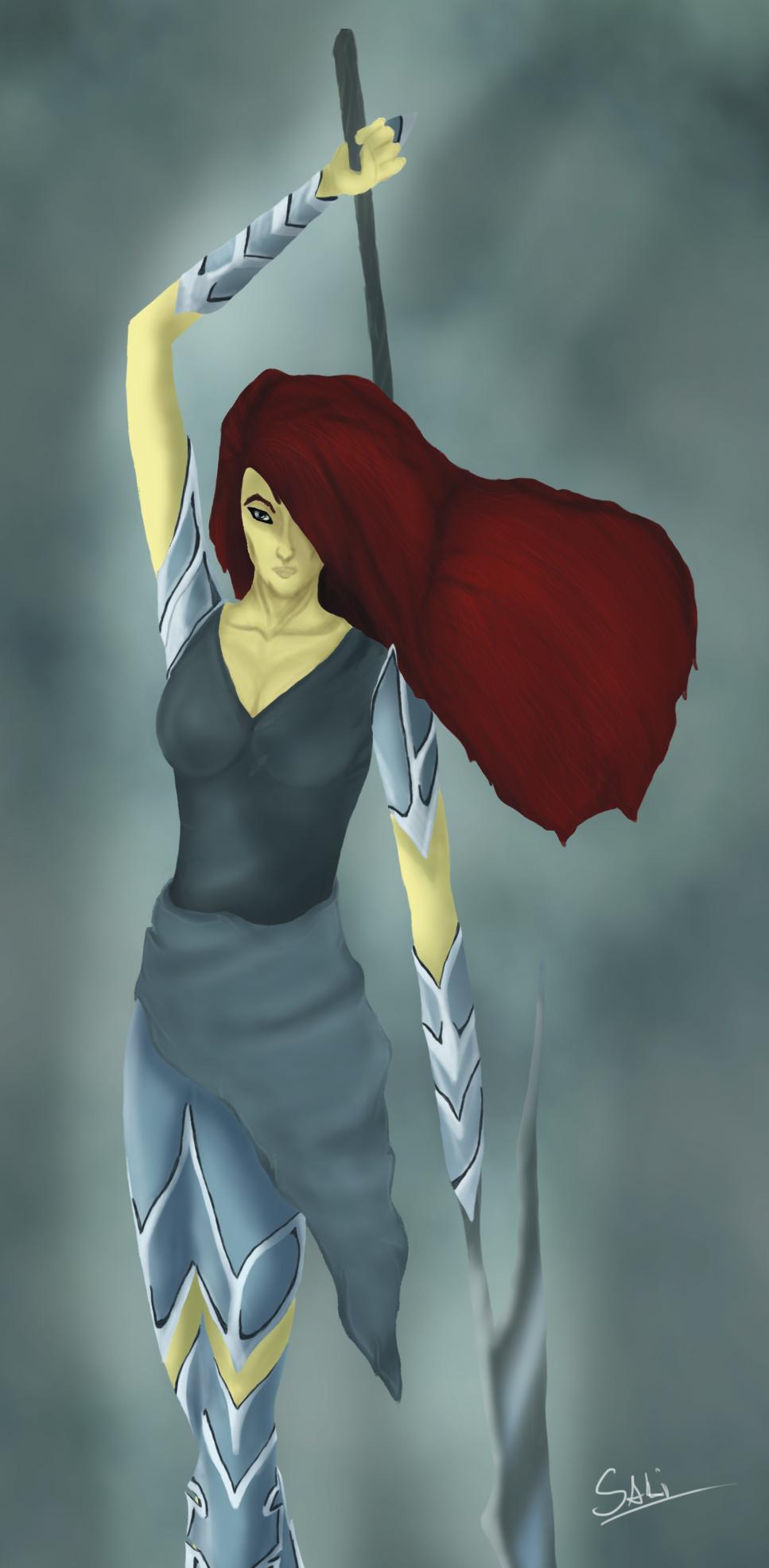 Queen of Grayness