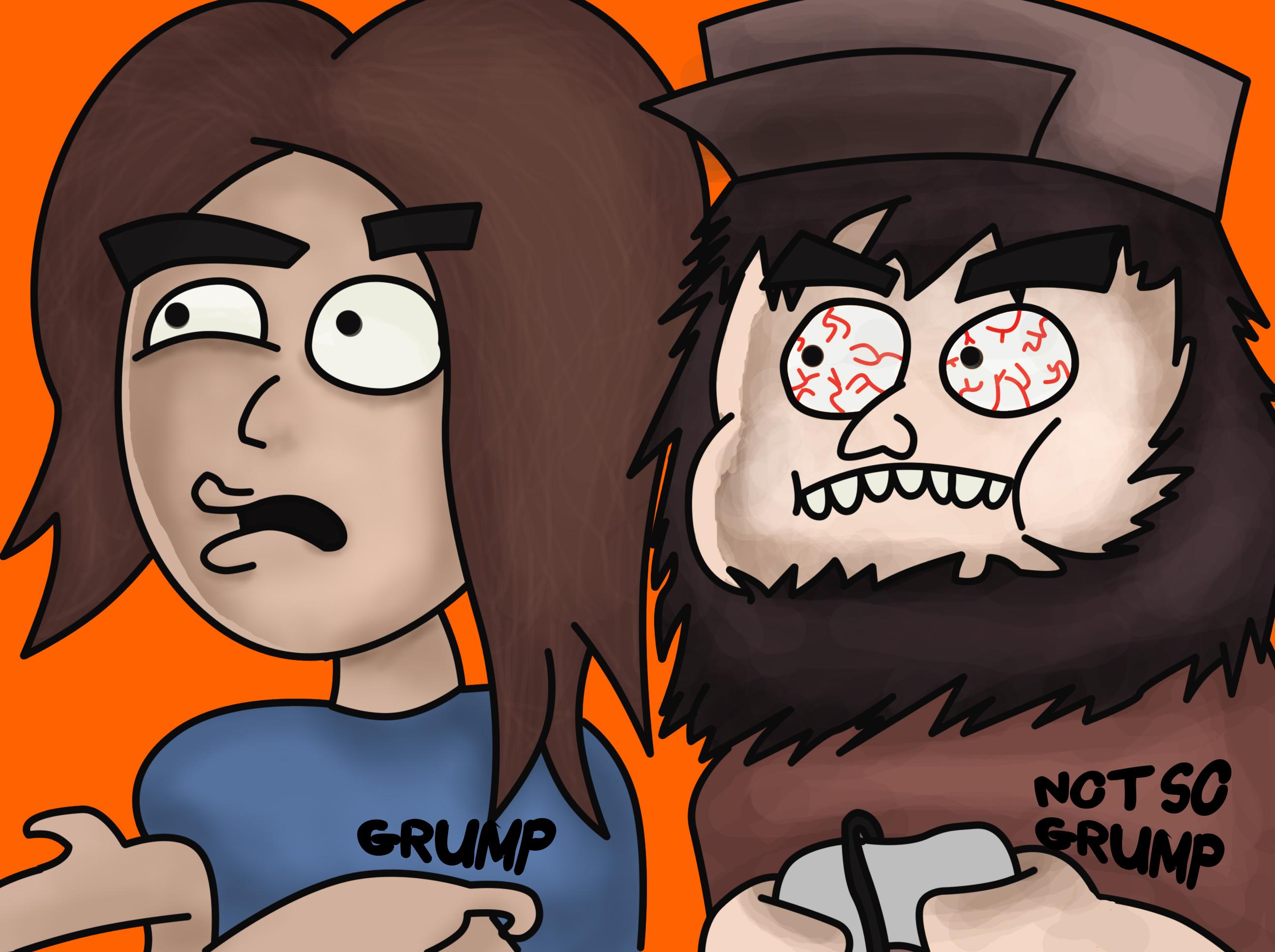 Game Grumps - Jon and Arin