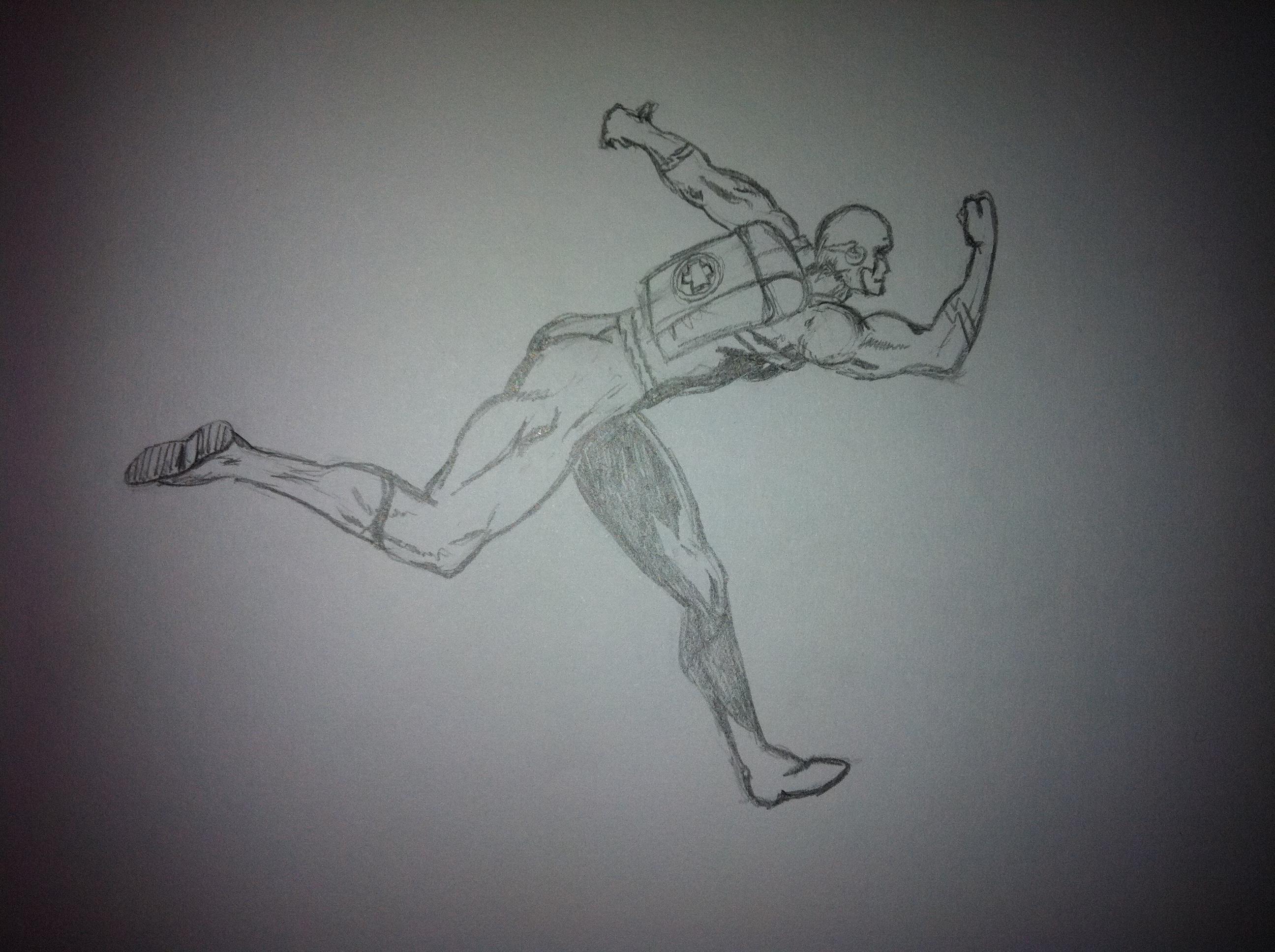 Sketch page number 1