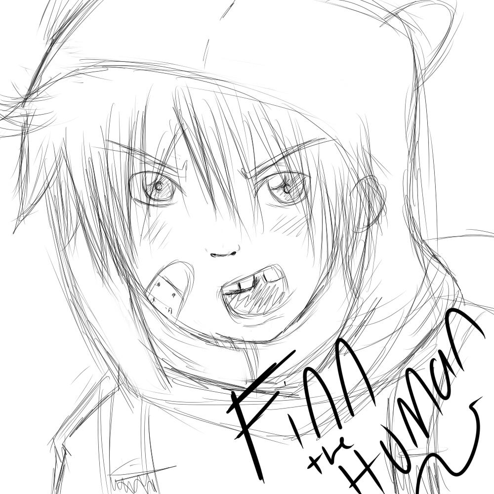 finn doodle : WIP