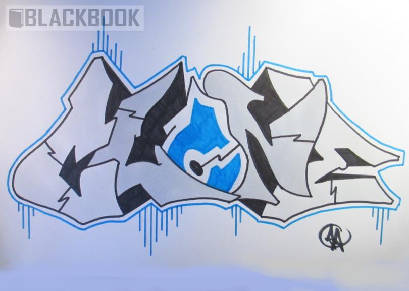 Graffiti Piece | Clone