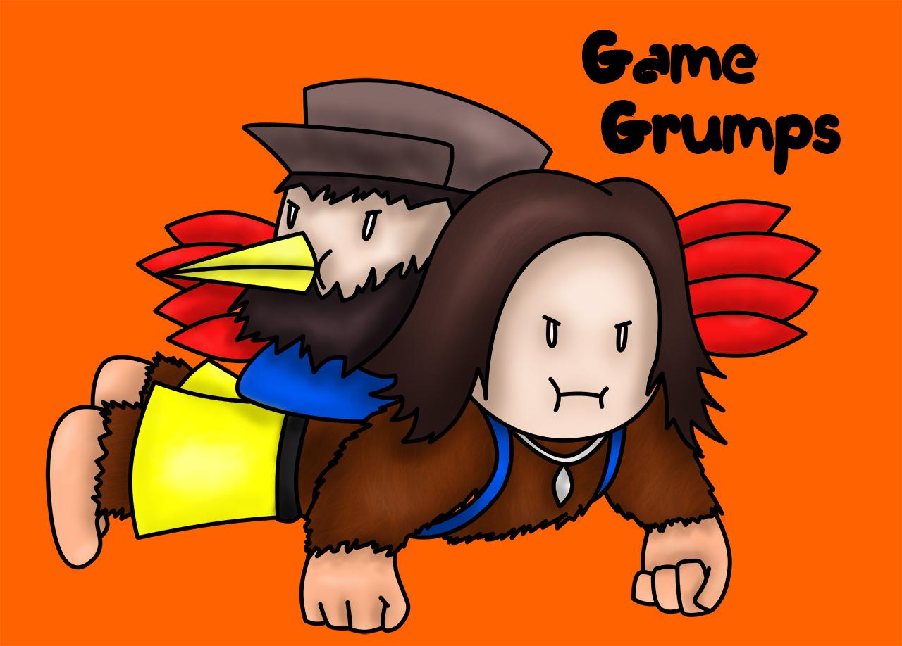 Game Grumps - Banjo Kazooie
