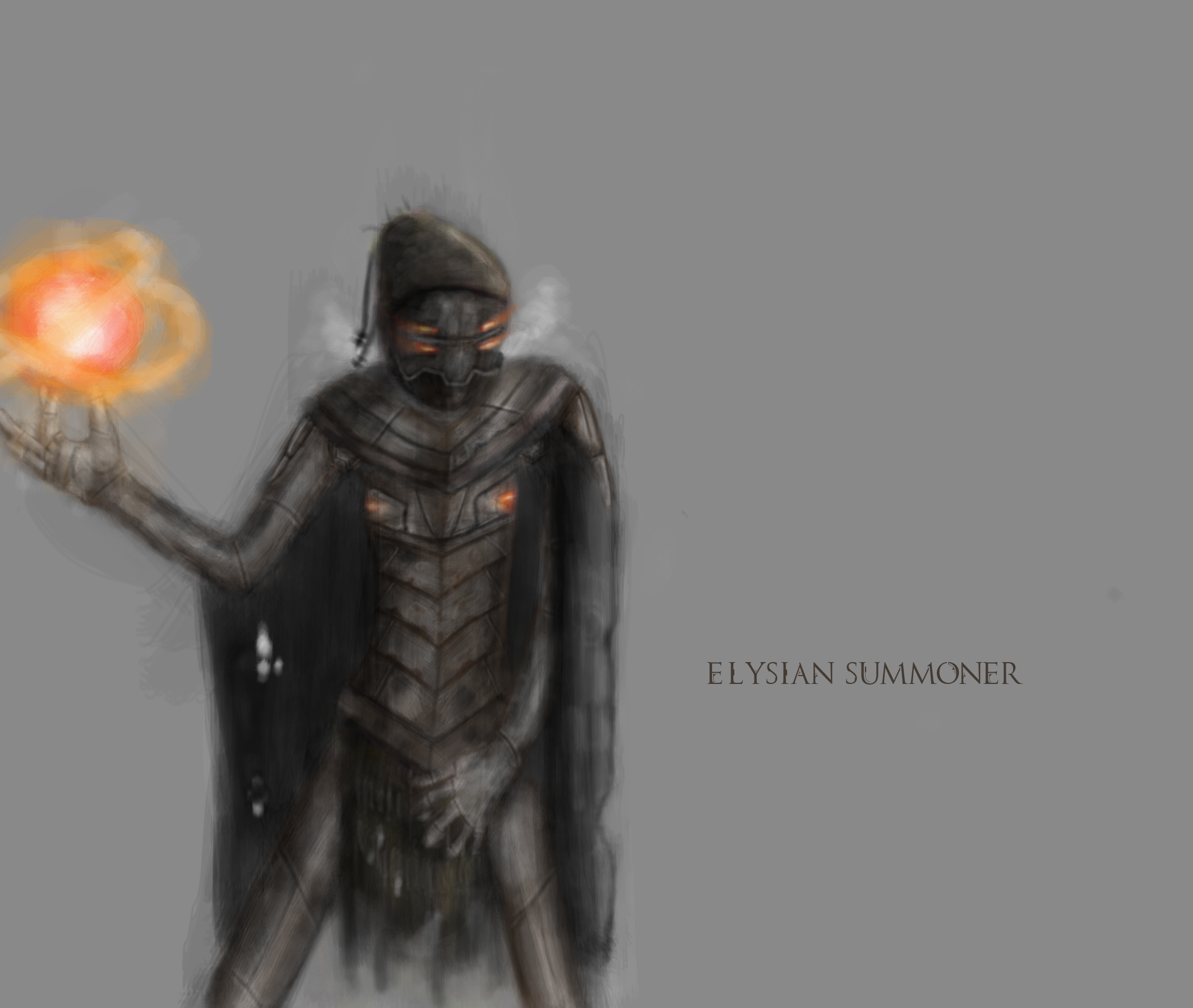 The Elysian Summoner