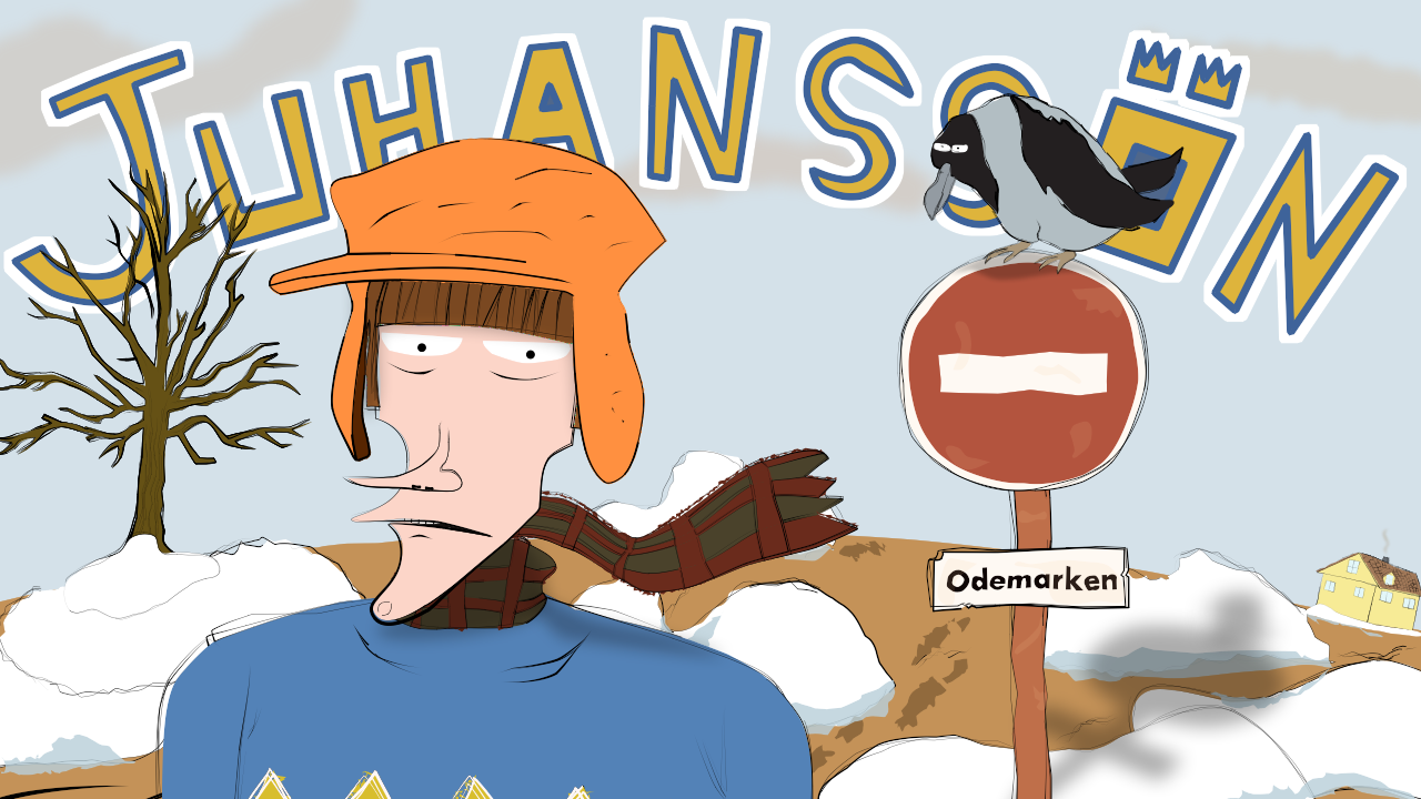 Juhansson promo poster