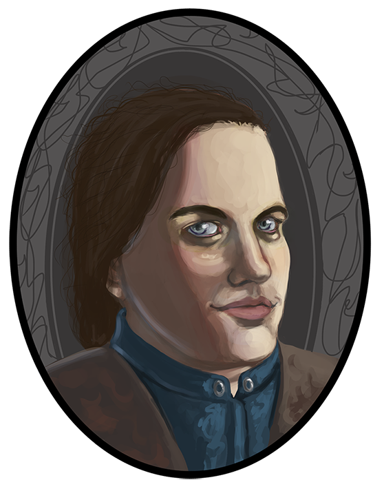 Eidi Portrait